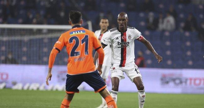 Beşiktaş'ın kaptanı Atiba, Sporting ve Galatasaray maçlarında yok