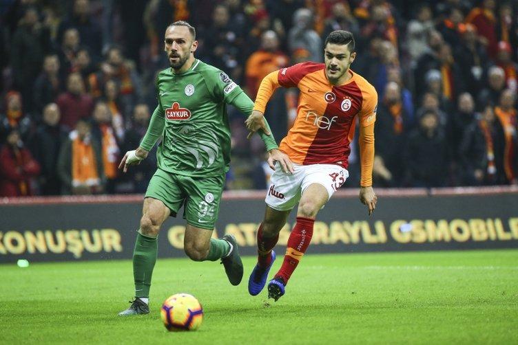 Vedat Muriç transferinde son dakika haberi geldi! İşte Galatasaray'ın yaptığı son teklif...