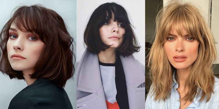 Sonbahar-kış sezonu için 9 farklı saç trendi!