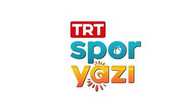 """Bu Yaz """"TRT Spor Yazı"""" Olacak"""