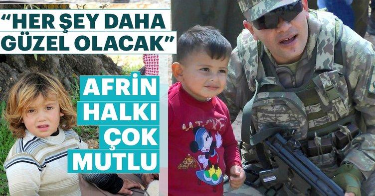 Türk askeri ve ÖSO keşke hep burada kalsa