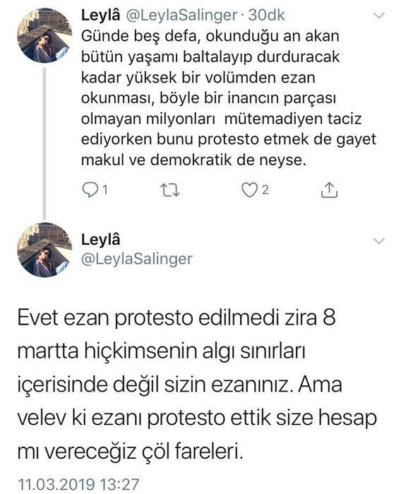 Ezana saldırı sonrası sosyal medya mesajları ortaya çıktı!