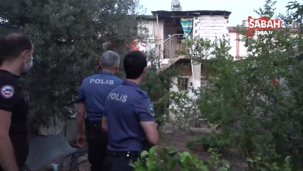 Yaşlı çifte dehşeti yaşattı, Polis Özel Harekat operasyonla yakaladı | Video