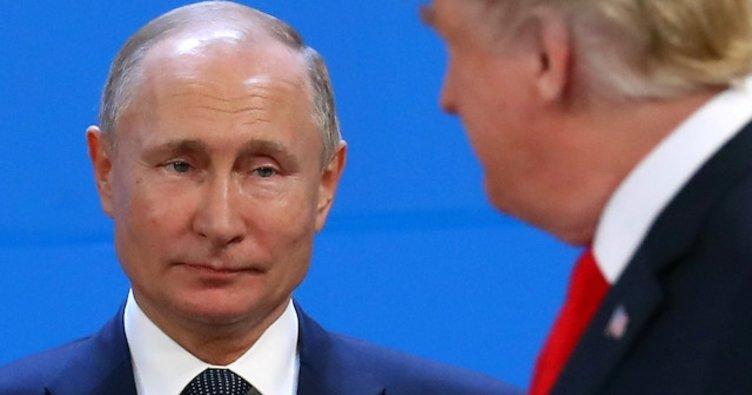 ABD Putin'in mal varlığını araştıracak
