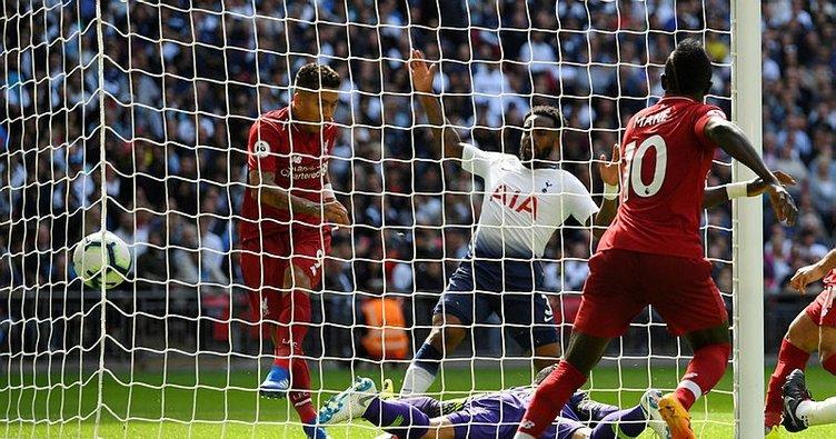 Liverpool durdurulamıyor! Tottenham'ı da yendiler..