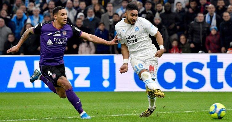 Marsilya 1 - 0 Toulouse MAÇ SONUCU