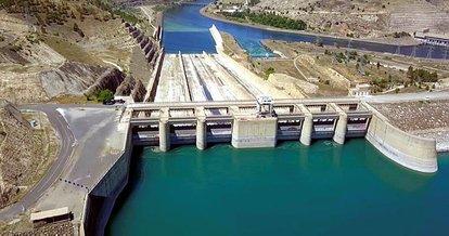 GAP'a hayat veren Atatürk Barajı sulama sezonuna hazır