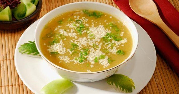 Yeşil domatesli çorba tarifi: Yeşil domatesli çorba nasıl yapılır?