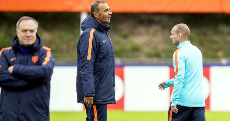 Advocaat'tan flaş Sneijder açıklaması