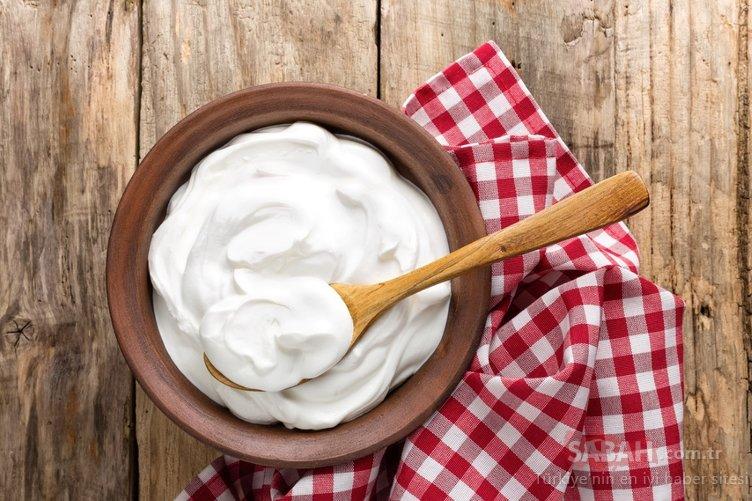 Hurma ile yoğurdu birlikte yiyin! Sonuç inanılmaz...