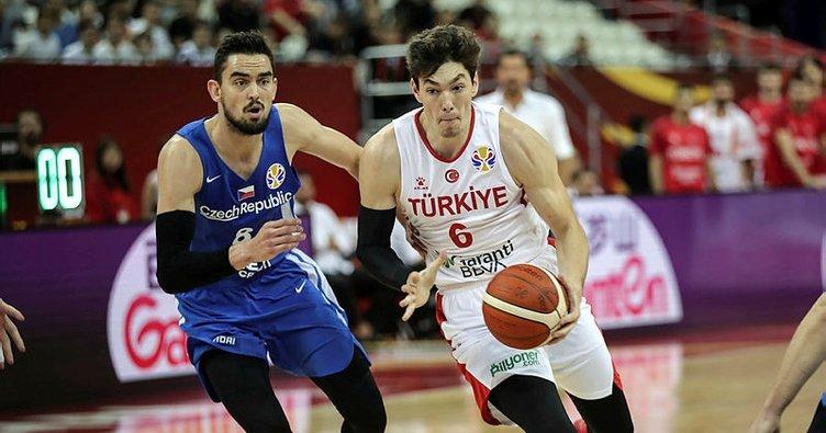 Türkiye: 101 - Yeni Zelanda: 102