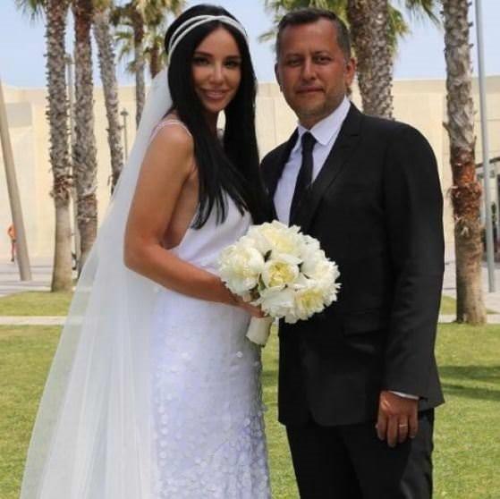 Gülşen ve Ozan Çolakoğlu evlendi!