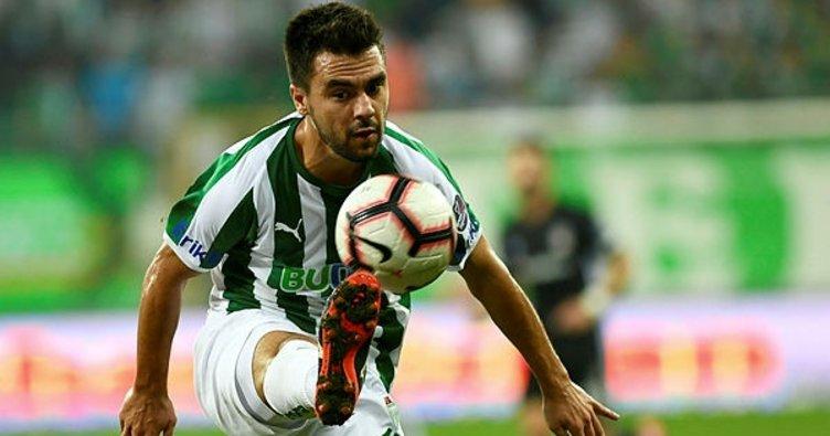 Furkan Soyalp, Başakşehir'e transfer oluyor
