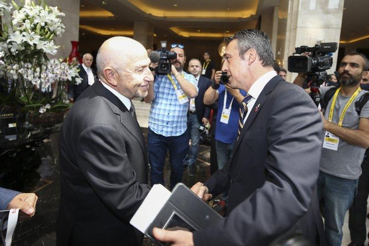 Hıncal Uluç: Ali Koç'un her dediğine 'başüstüne' diyen Nihat Özdemir, Ahmet Ağaoğlu'nun teklifini reddetmiş!