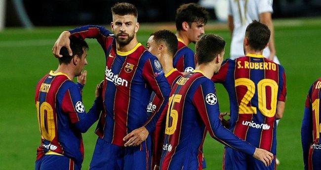 Barcelona'dan farklı tarife! Barcelona 5-1 Ferencvaroş ...