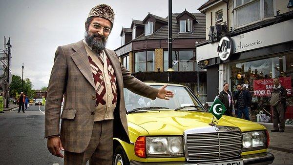 İslam dünyasını kızdıran diziden kareler