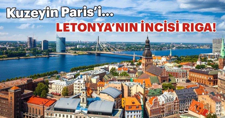 Kuzeyin Paris'i Letonya'nın incisi: Riga!