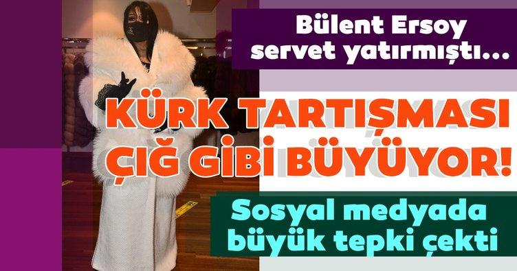 Diva Bülent Ersoy servet yatırmıştı... Kürk tartışması sosyal medyada çığ gibi büyüyor!