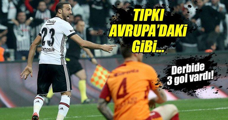 Beşiktaş, Avrupa'daki gibi!