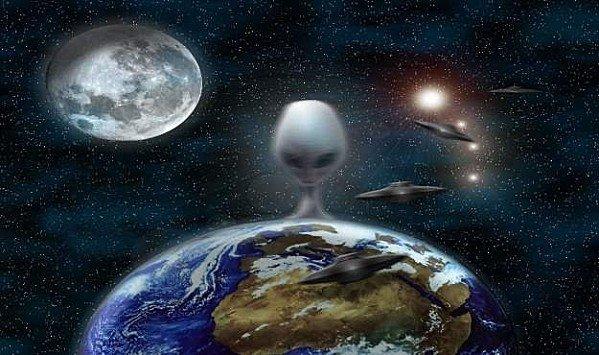 Dünya çevresinde 20 bin km'lik tuhaf çizgi keşfedildi