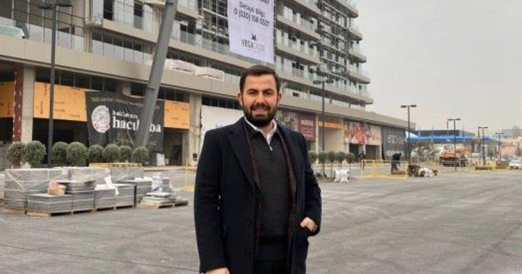 Nata Holding Yönetim Kurulu Üyesi Yusuf Tanık: 9'uncu Vega AVM Ankara'da açılıyor