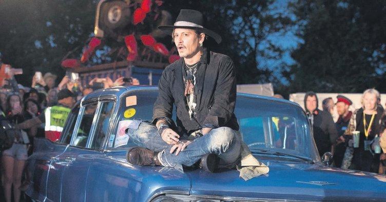 Johnny Depp'in 'savurganlık' davasında yeni karar