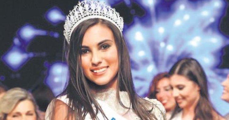 Dünyanın en güzel kızları Kıbrıs'ta yarıştı
