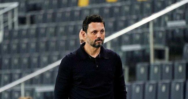 Fenerbahçe Teknik Direktörü Erol Bulut kararsızlık yaşıyor