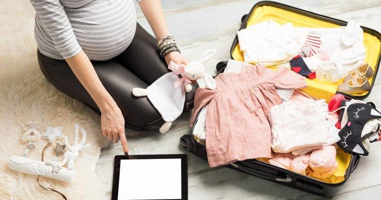 Doğum çantasında neler olmalı?