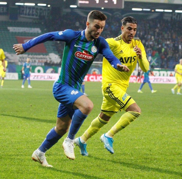 Fenerbahçe'ye transferde Ricardo Rodriguez şoku!