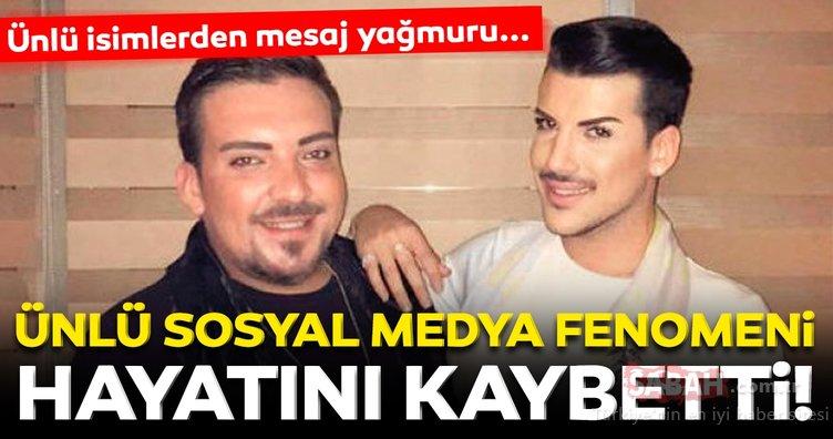 Son Dakika Haberi: Sosyal medya fenomeni ve DJ Caner Çalışır 31 yaşında hayatını kaybetti! Kerimcan Durmaz'ın yakın arkadaşı Caner Çalışır neden öldü?