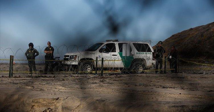 Meksika'da 243 düzensiz göçmeni taşıyan 2 kamyon yakalandı!