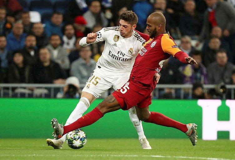 Real Madrid - Galatasaray maçı için flaş manşet! Galatasaray'la alay ettiler...