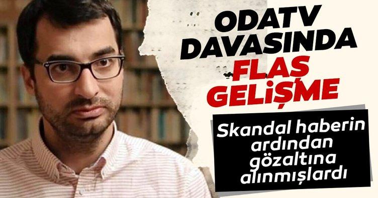 Son dakika: Odatv Haber Müdürü Barış Terkoğlu ve muhabir Hülya Kılınç tutuklandı