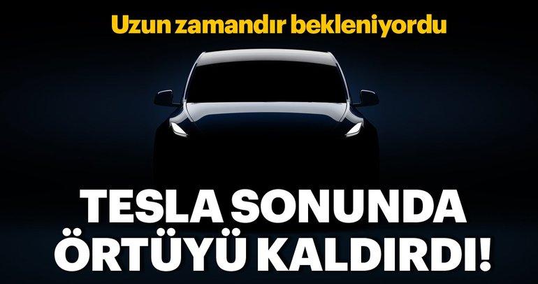 Tesla Model Y resmen tanıtıldı! İşte Model Y'nin özellikleri, fiyatı ve çıkış tarihi...