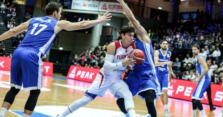 Türkiye A Milli Erkek Basketbol Takımı, Super Cup'ta şampiyon oldu
