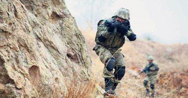 Hakkari'de çatışma! Yaralı terörist kaçarak kurtuldu