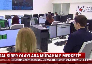 Son dakika... Türkiye'nin siber saldırılara müdahale merkezi USOM açılıyor | Video