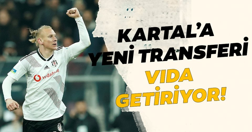 Beşiktaş'a yeni transferi Vida getiriyor! Mario Mandzukic...