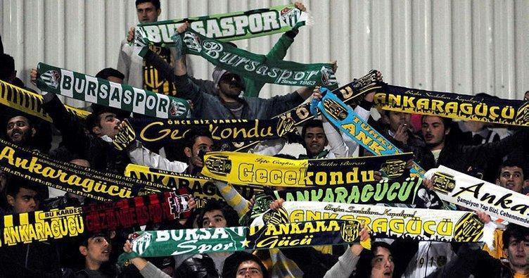 MKE Ankaragücü, özel maçta Bursaspor'a konuk olacak