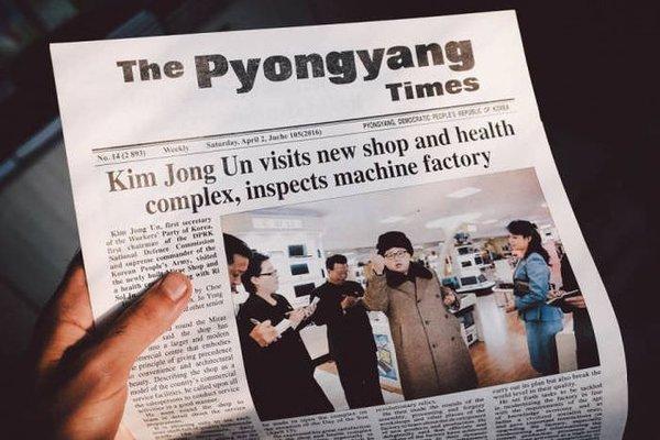 Fotoğrafçı gözüyle Kuzey Kore