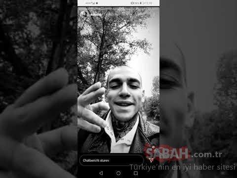 Uyuşturucu müptelası Rapçi Ezhel'den Başkan Erdoğan'a küfürlü hakaret! Sosyal medyada tepki yağıyor