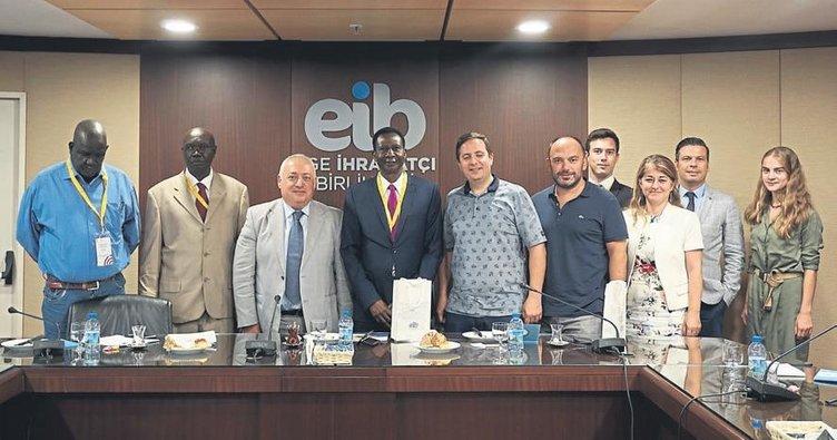 EİB Güney Sudan'a açılıyor