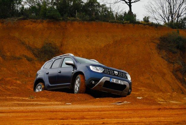 Görev odaklı: Dacia Duster 1.5 Blue dCi 4x4
