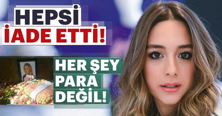 Mina Başaran ile Murat Gezer'in düğünü için yapılan tüm harcamalar...