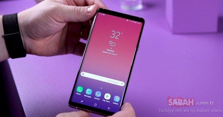 Samsung telefonların yeni arayüzü ortaya çıktı