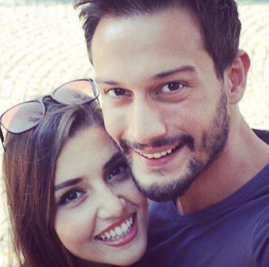 Hande Erçel'in yeni aşkı