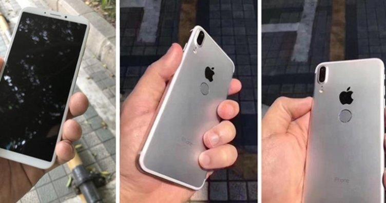 iPhone 8'in yeni görüntüleri ortaya çıktı