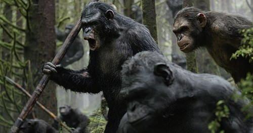 Maymunlar Cehennemi: Şafak Vakti