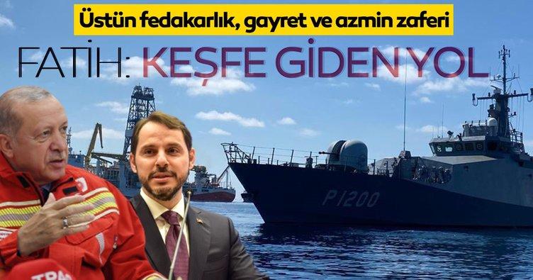 Karadeniz'de büyük bir keşfe imza atan Fatih'in hikayesini anlatan 'Fatih: Keşfe Giden Yol' Belgeseli izleyiciyle buluştu!